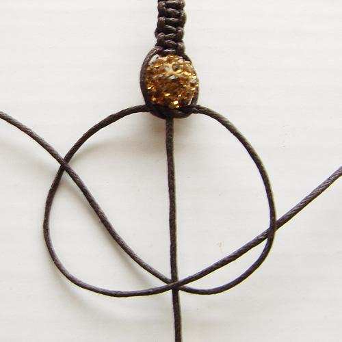 Мастер класс плетение браслетов Шамбала