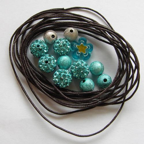 Набор для плетения браслета Шамбала