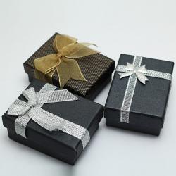 Коробочка подарочная прямоугольная