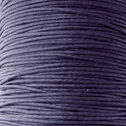 Шнур вощеный сине фиолетовый
